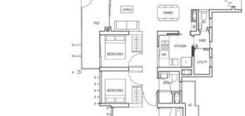 midwood-condo-floor-plan-3-bedroom-with-yard-type(3Y)a